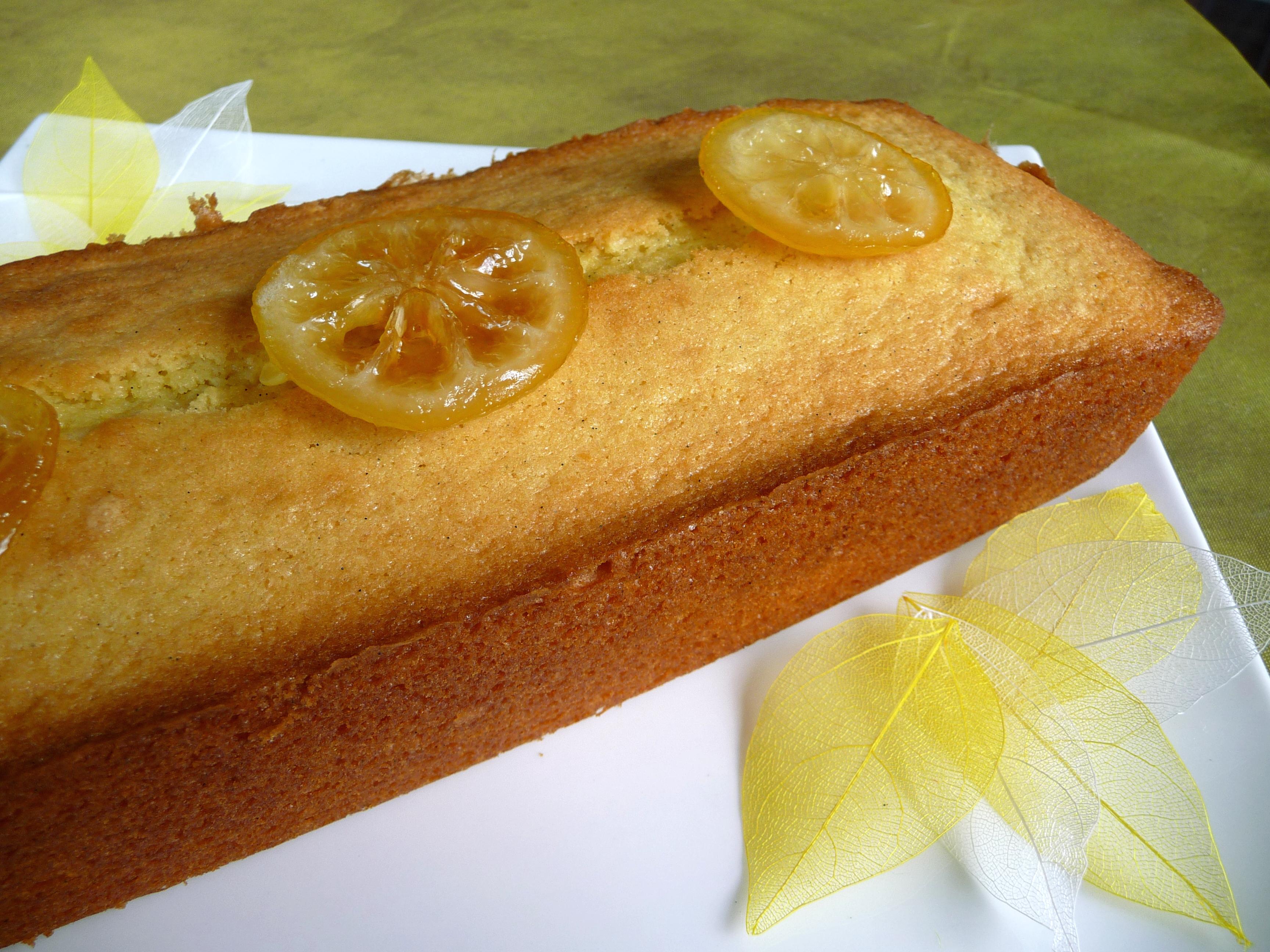CAke citron pâtissier