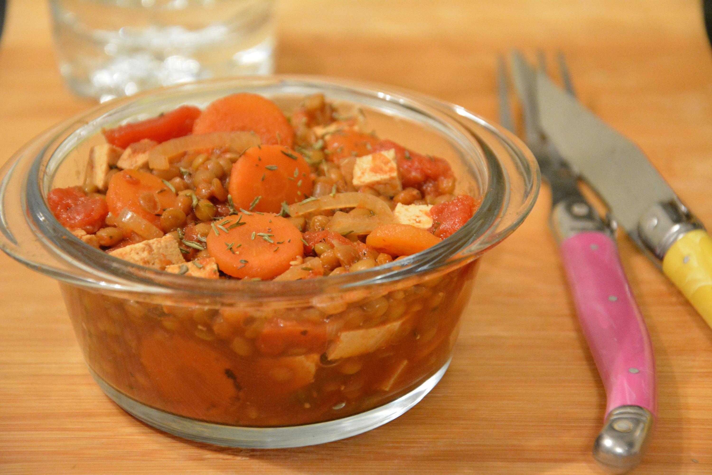 nice comment cuisiner lentilles #11: mijote-lentilles-vertes-et