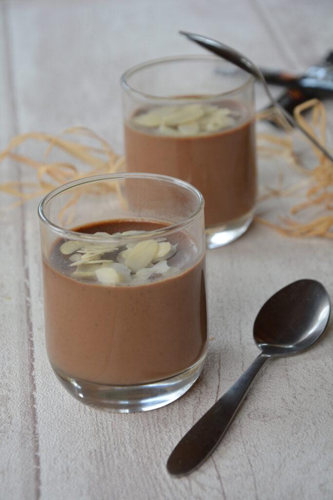 Pana Cotta chocolat café