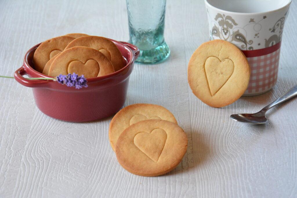 Petits beurre miel (de lavande) - Biscuits croquants idéaux au goûter - Au Fil du Tym