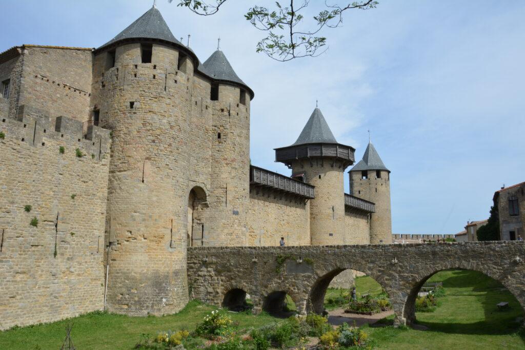 Le Chateau Comtal de Carcassone
