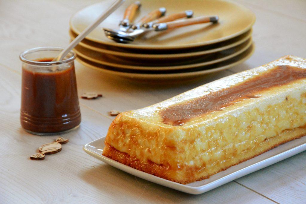 flan coco (antillais), sauce carambar
