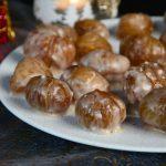 marrons glacés maison - confiserie pour noël ou pour cadeau gourmand