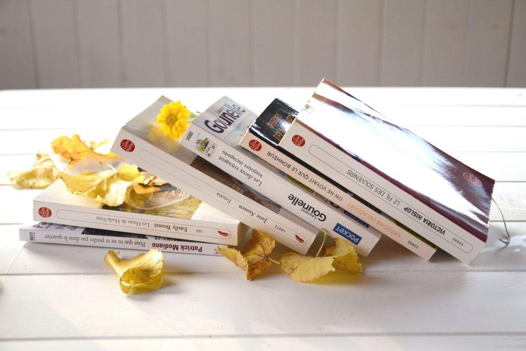 Pile de livre - Faut-il se forcer à lire ?