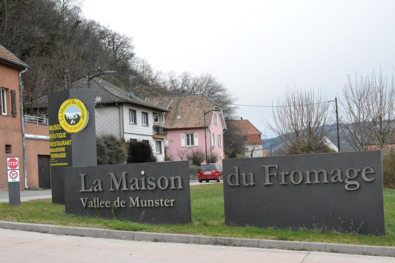 Maison du fromage munster
