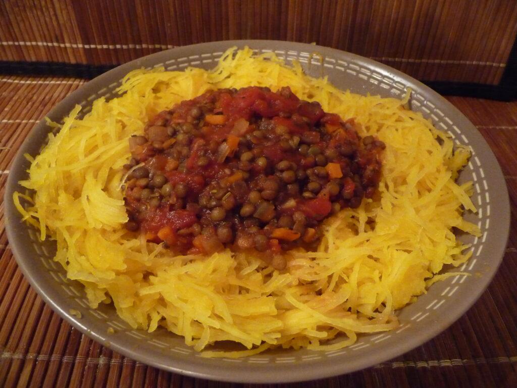 couge-spagetti-à-la-bolo-végé