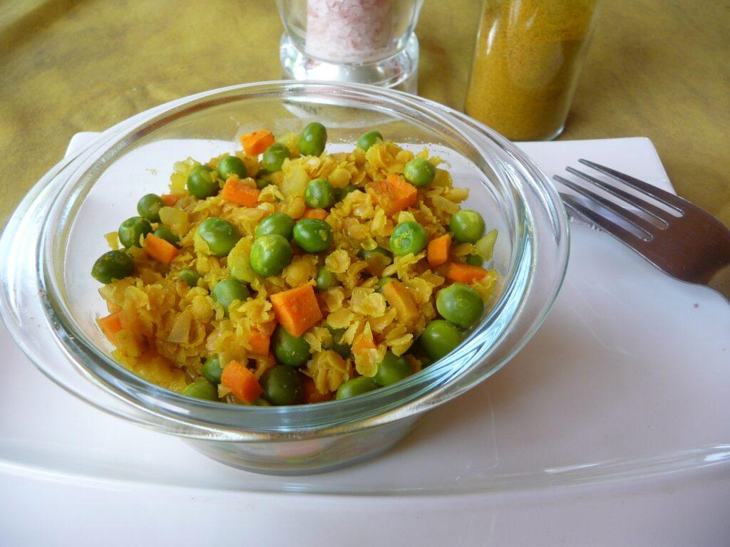 Curry-lentille-petit-pois
