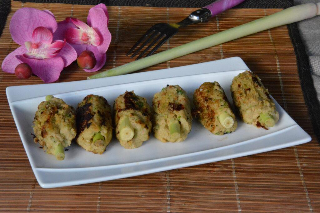 Crevettes à la citronnelle (Asie)