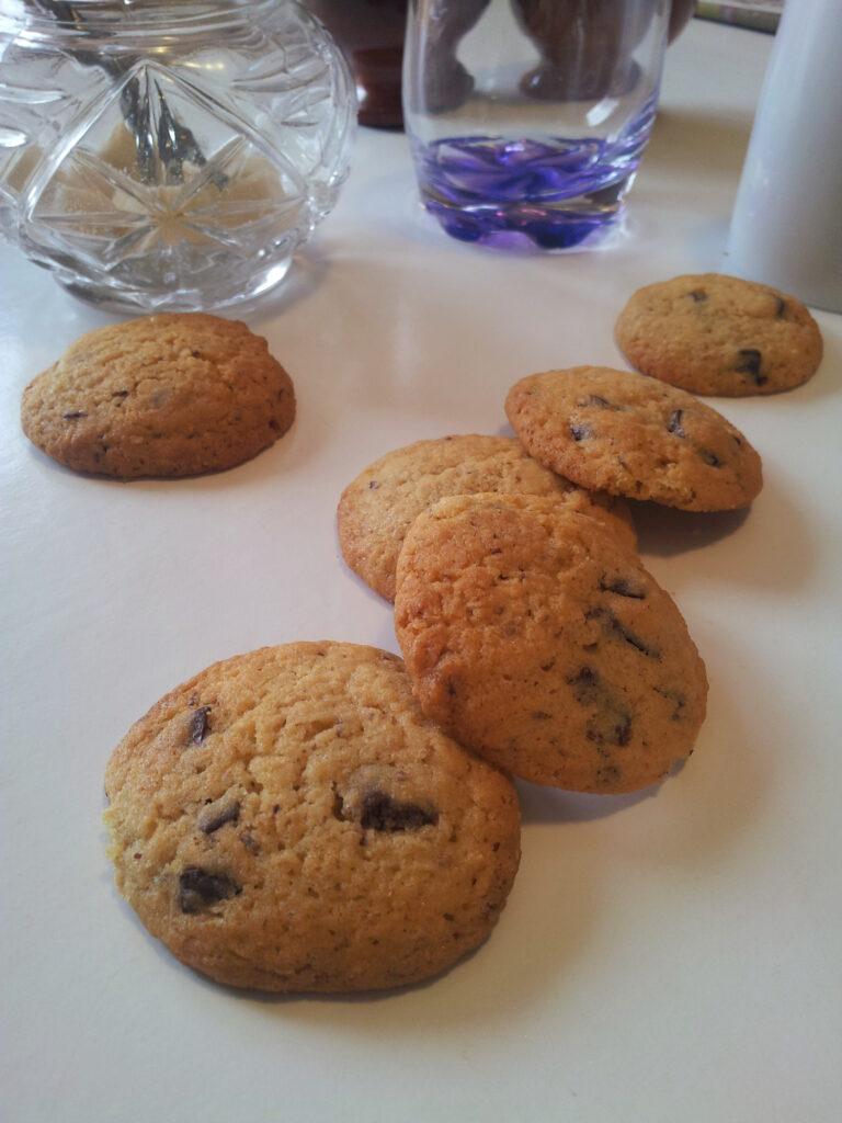 Cookies chocolat noisette - recette cookies facile et délicieux