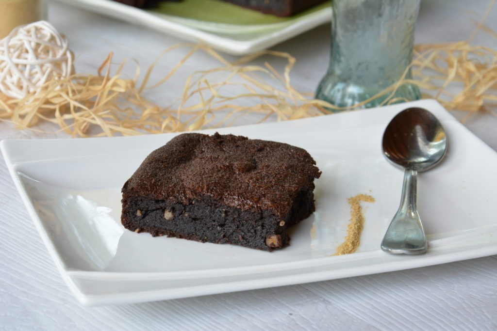 fondant chocolat gingembre