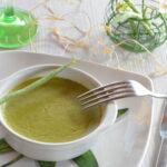 cuisiner les légumes : mousse de haricots verts