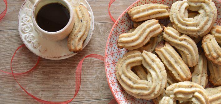 Spritz Noisette - Biscuits faciles - Au Fil du Thym