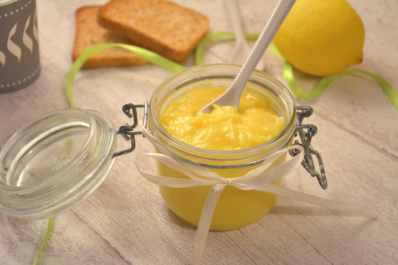 Lemon curd coco {crème à tartiner citron/coco}