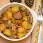 cuisiner les légumes : poêlée de pomme de terre