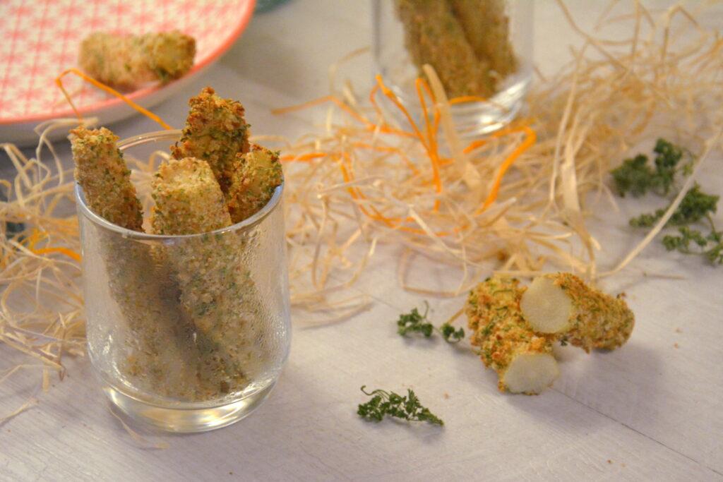 recette salsifis - frite salsifis croustillantes