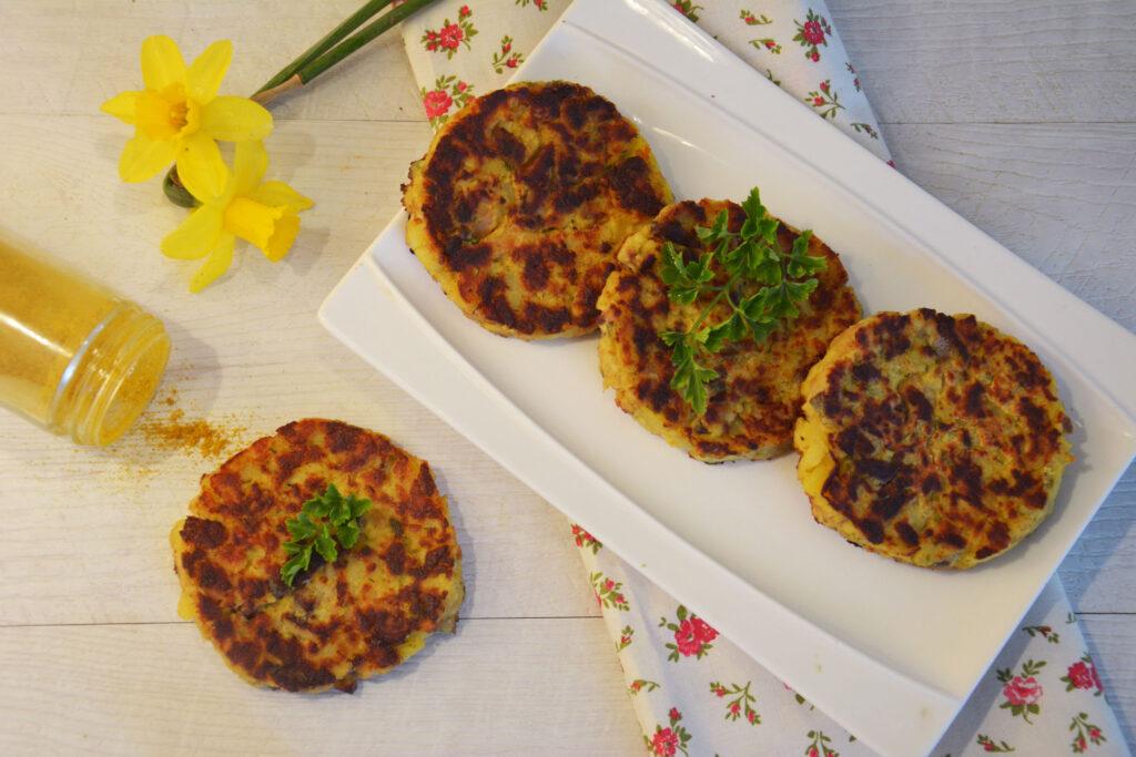 croquettes de hareng au curry
