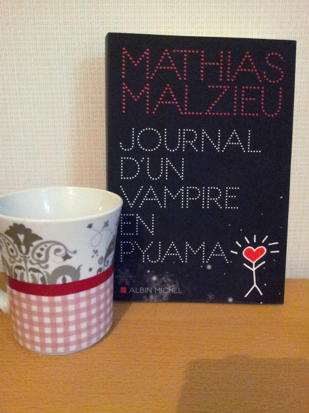 Dernières Lectures #5 : Journal d'un vampire en pyjama – M. Mazleu