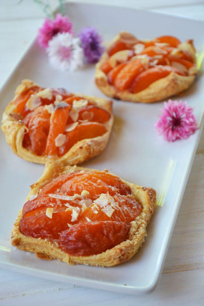 feuillettes carre abricot amande 2