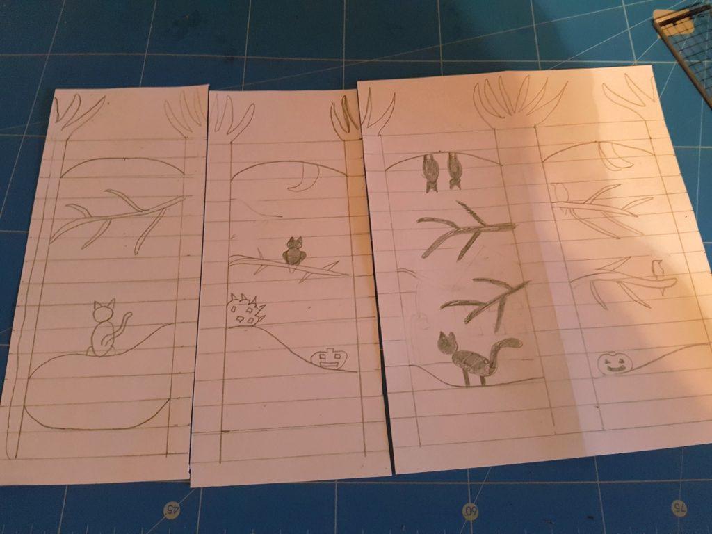 dessins-sur-gabarit-diy-lanterne