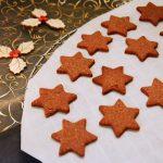 sablés chocolat cannelle - biscuit de noël