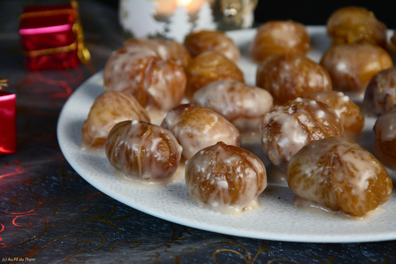 Marrons glacés maison (et faciles)