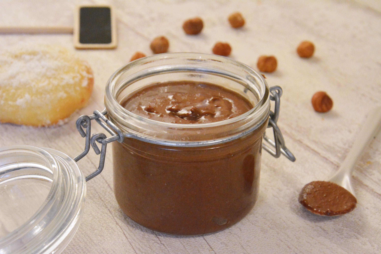 Noisetta (ou Nutella maison 100% facile)