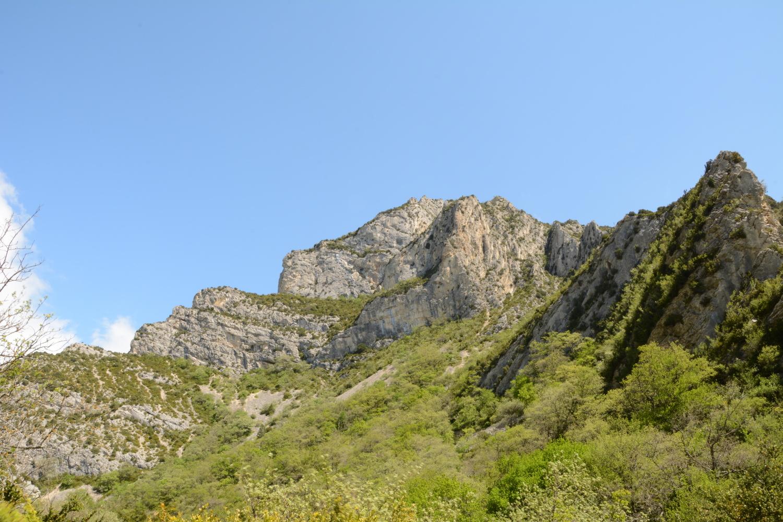 {Escapade} en Drôme #5 : Randonnée printanière du côté de Saoû