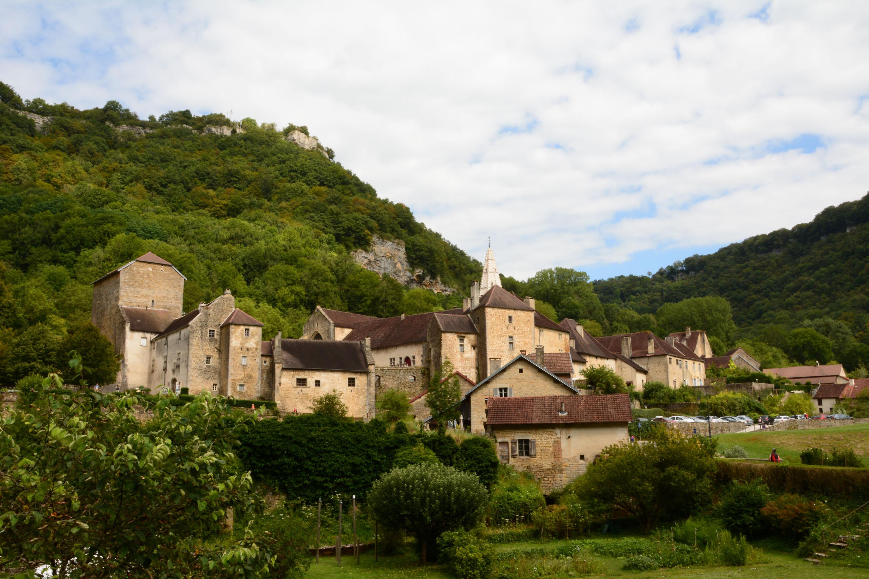 A la découverte de Baume-les-Messieurs (Jura)