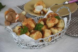 boulettes poisson fines herbes ail - boulettes poisson facile - Au Fil du thym