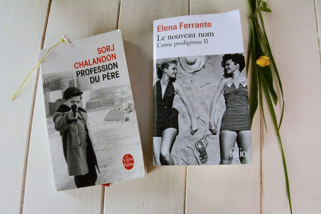 Lectures avril 2017