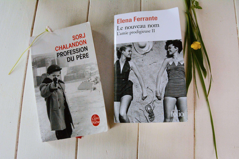 Dernières lectures #14 :  Retour dans les années 60