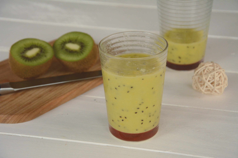 Smoothie mangue kiwi