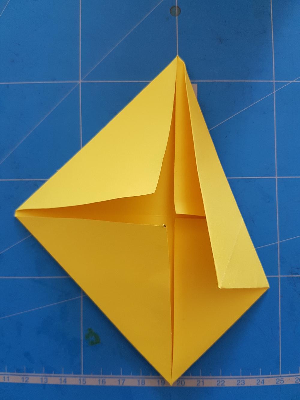Diy Un Soleil En Origami Pour Fêter Lété Au Fil Du Thym