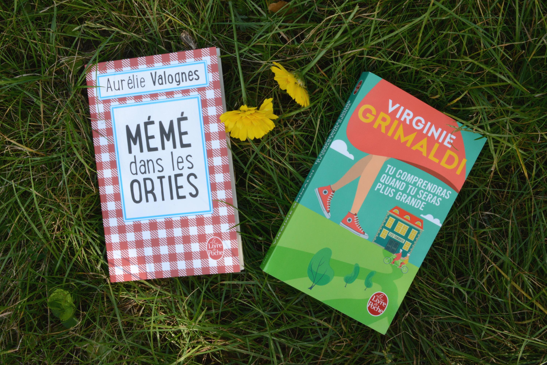 Dernières lectures #17 : Comédies d'été