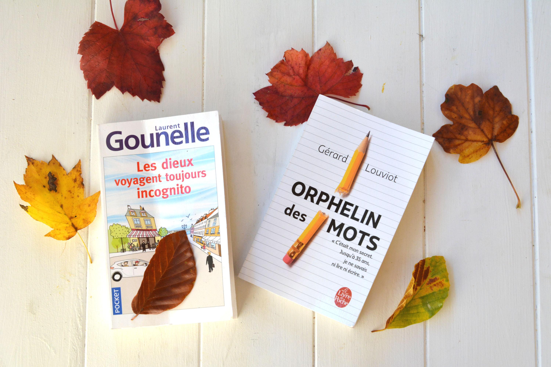 Dernières lectures #19 : Des romans pour (s)'apprendre