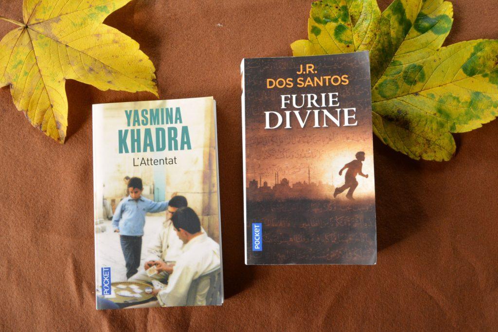 lectures novembre 2017 - Khadra - Dos Santos