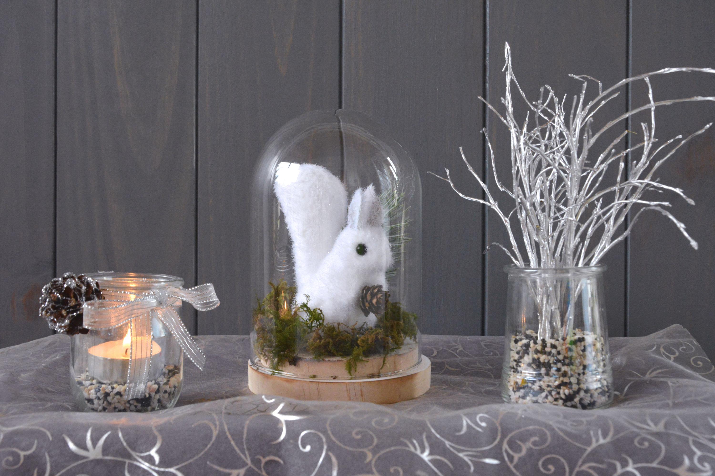 """3 idées faciles de décorations """"Noël argenté"""""""