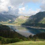 Escapade Savoie - Lac rosenberg