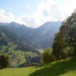 Escapade Savoie - Lac rosenberg descente