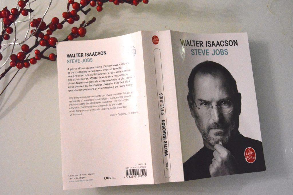 j'aime janvier 2018 : Biographie de S. Jobs