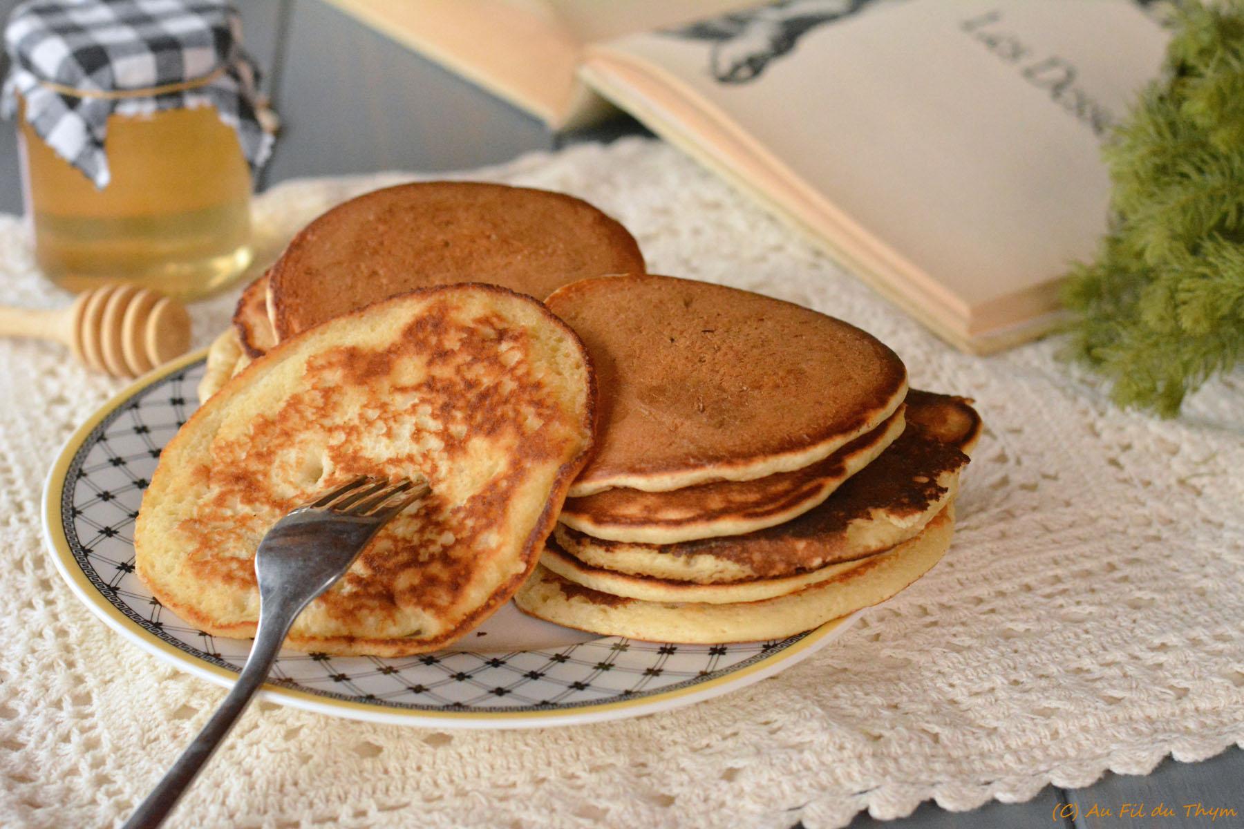 Kouign – du pays Bigouden – (pancakes bretons)