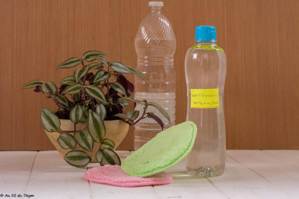 Nettoyant multi-surfaces maison et écologique