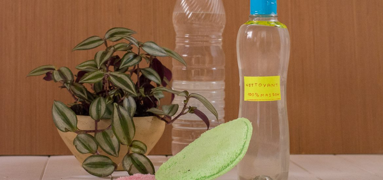 Nettoyant multi-surfaces maison & écologique