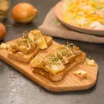Cuisiner les légumes : des oignons en tartine gourmande