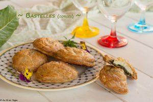 bastelle chausson blette - #recette #blette #veggie - Au Fil du Thym