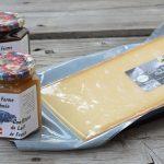 Beaufort et confiture de Lait - Produits de Savoie
