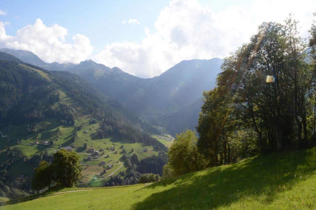 Escapade Savoie - Descente vers Arêches du Lac de Rosenberg