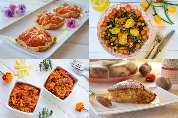 """Un petit """"Best of"""" des recettes d'été .."""