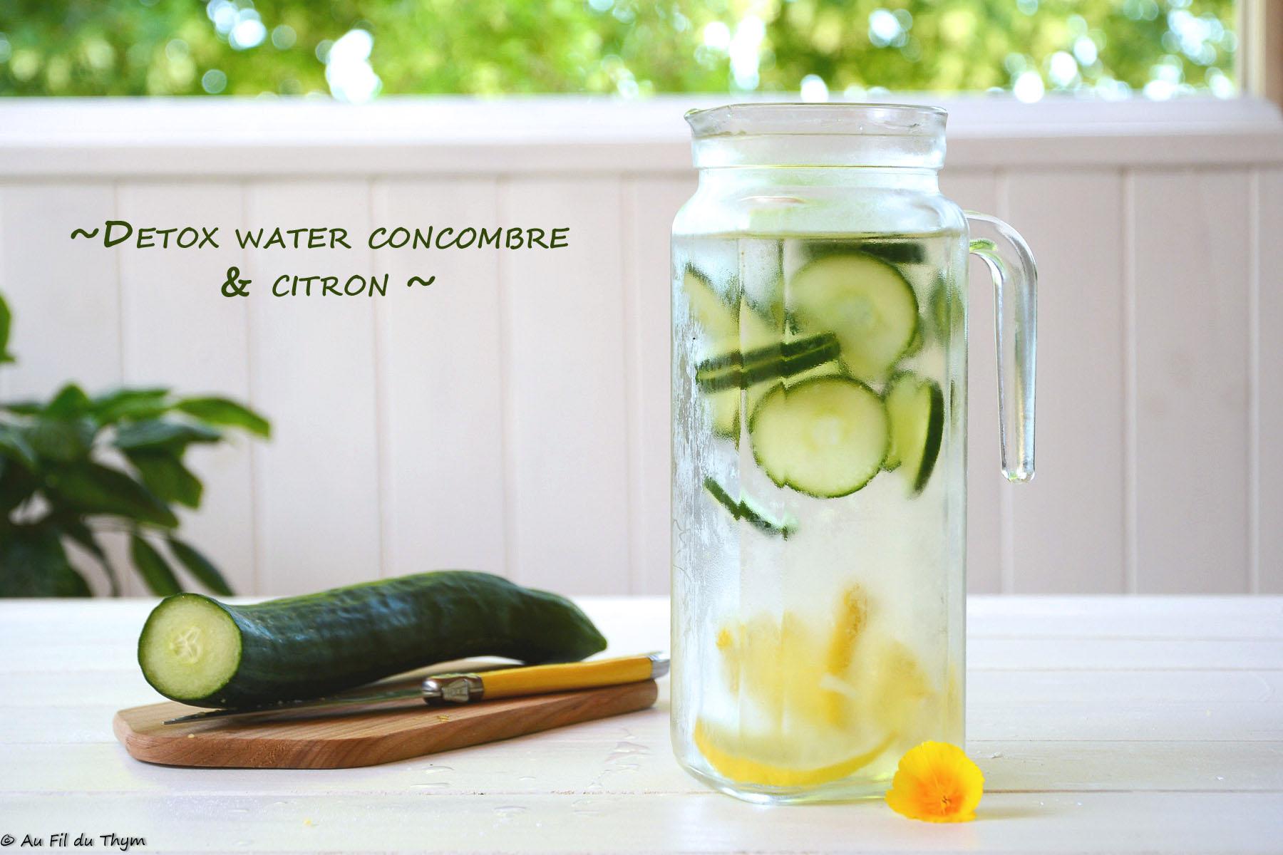 Alcoolul seff detoxifiere - Toxine jus de citron Smoothie detox citron gingembre