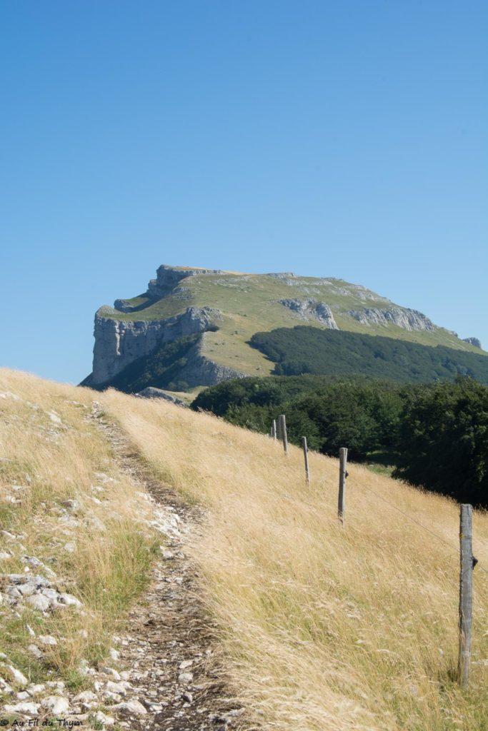 Randonnée plateau d'Ambel